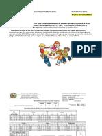 Diagnóstico de acceso a la Infraestructura del Plantel.