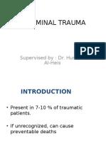 20 Abdominal Trauma
