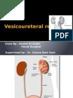 22- Vesicoureteral Reflux