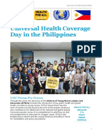 UHC Day in the Philippines by AYNLA International