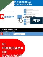 Programa de Evaluación y Diagnóstico Vocacional