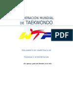 REGLAMENTO DE POOMSAE - CURSO NACIONAL.docx
