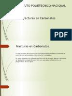 Fracturas en Carbonatos