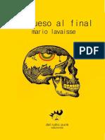 El hueso al final - Mario Lavaisse