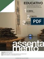 Assentamento - Rosana Paulino - PDF Educativo