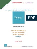 Tunyoo PMP Report by Mansoor Ali Seelro_MM