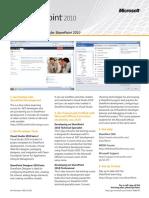 Sharepoint 2010 Developer IT Pro Learning Guide 101909