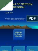 Presentacion Sistema de Gestion Integral