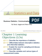 Statistic and Data