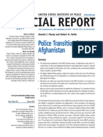 Police Transition in Afghanistan_Special Report_FEB 13