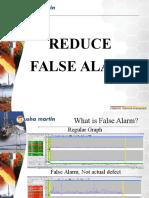 UT false alarm
