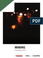 Manitou Mining Catalogue (EN)