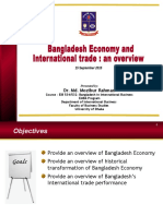 1. Bangladesh Economy and International Trade -An Overview _final