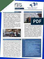 Boletín Octubre/ Noviembre 2015