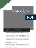 Yasayan Marksizm - Sayi 1 - Kriz ve Devrimci Secenek