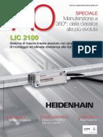 Rassegna Sistemi di visione 'Intellisystem Technologies' - Automazione Oggi n. 383 – Luglio/Agosto 2015 - Anno 31 - www.intellisystem.it