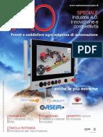 Tavola rotonda 'Formazione per l'automazione' di Ilaria De Poli - Automazione Oggi n. 379 - Marzo 2015 - Anno 31 - www.intellisystem.it