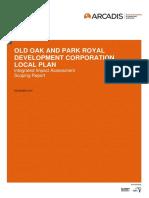 Opdc Draft Local Plan Iia Scoping Report - Finalised Version1[1]