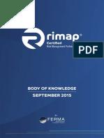 Rimap Body of Knowledge