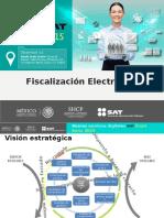 Fiscalización Electrónica del SAT