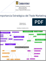 Importancia Estratégica Del Trade Marketing (Kariña Guevara)