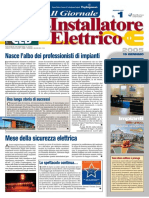 Speciale Cablaggio strutturato  'Dispositivo per il networking' - Il Giornale dell'Installatore Elettrico n. 1 - 15 Gennaio 2005 - Anno 27 - www.intellisystem.it