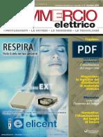 Vetrina Ups & soccorritori  'Gestire l'UPS tramite Internet' - Commercio Elettrico n. 11 - Dicembre 2004 - Anno 31  - www.intellisystem.it