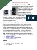 e29 Sensore Ostacoli Raggi Infrarossi