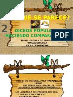 2. A QUE SE PARECEN-DICHOS POPULARES autor MABEL FREIXES FONOAUDIÓLOGA.pptx