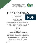 Decoloración-de-la-Fenolftaleína
