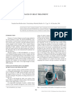 Use of Vacuum Furnaces in Heat Treatment