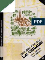 Arpal Poblador, Jesus - Las Ciudades. Visión Histórica y Sociológica