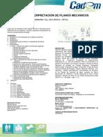 Lectura e Interpretación de Planos Mecánicos