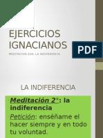 La Indiferencia Ejercicios Ignacianos