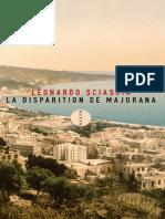 Sciascia_La Disparition de Majorana (1975)_extrait