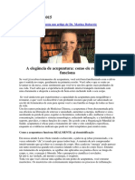 Alanis Morisssette Posta Um Artigo de Dr. Marina Dabcevic