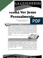 Escola Dominical Convite