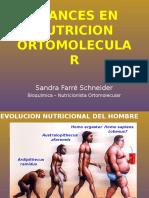 Avances en Nutricion Ortomolecular 2013