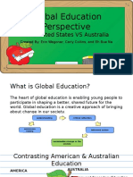 global education perspective project