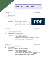 RESUMO(SEÇÃO DOUTRINÁRIA)-I (1).doc