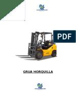 Grua Horquilla