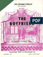 The Boyfriend Programme