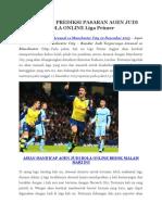 Arsenal vs Manchester City 22 Desember 2015