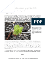 Eduart Zimer - (SDU) - Adventive Plants - Part 9 (2010)