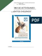 Actividades Cuentos Chilenos