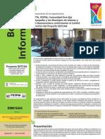 Boletín Uno DETCAA