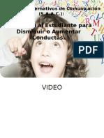 SISTEMAS ALTERNATIVOS DE LA COMUNICACION