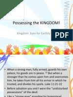 Possessing the KINGDOM!.Part2