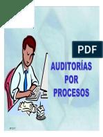 Auditoria Por Procesos