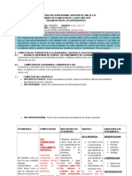 plan de clases  i periodo revisado